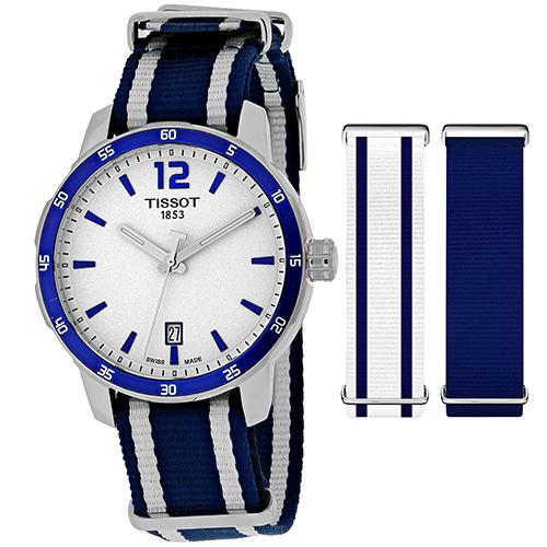 Tissot Quickster T0954101703701 Women's Watch