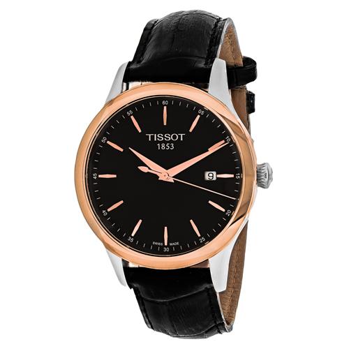 Tissot Classic  Black Men's Watch T9124104605100