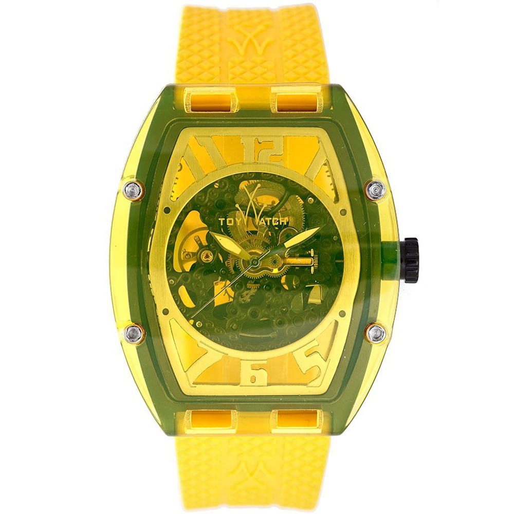 Toywatch Naked Yellow  Women's Watch X06YL