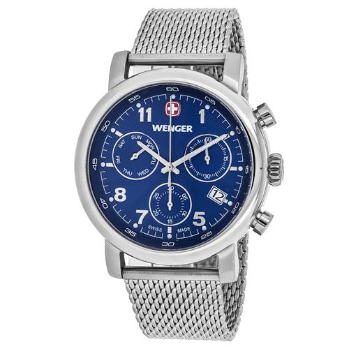 Wenger Classic 01.1043.101 Men's Watch