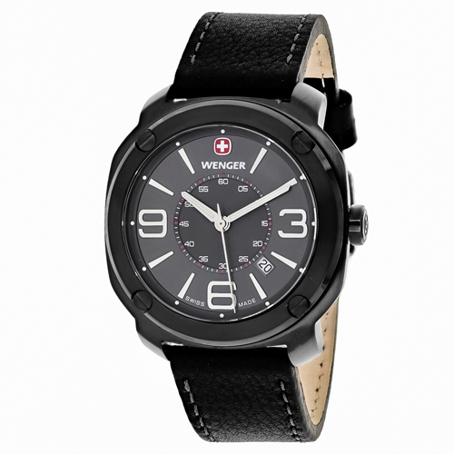 Wenger Escort Grey Men's Watch 01.1051.108